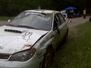 Travis and Terry Hanson's Car