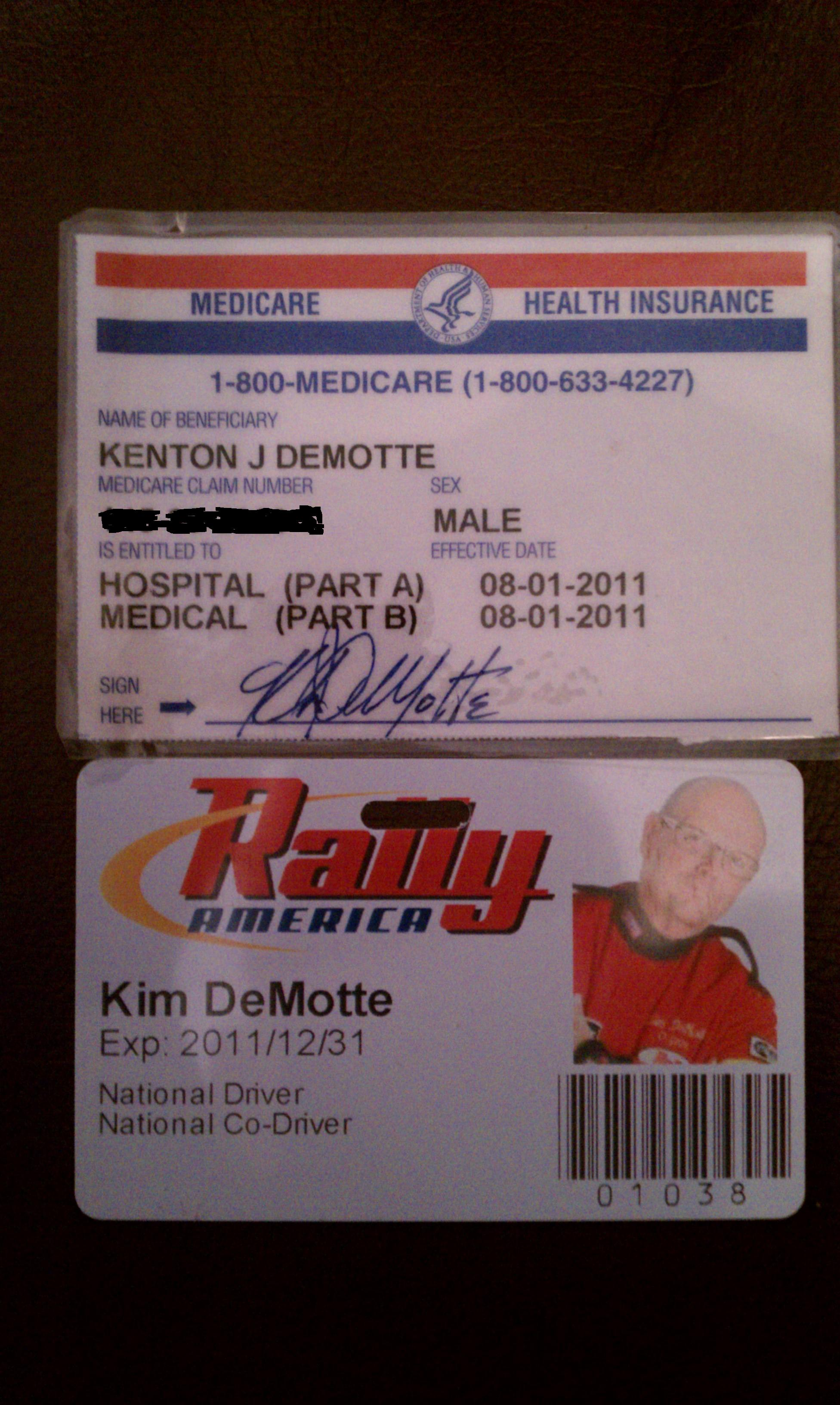 how to get own medicare card