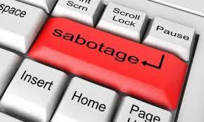Sabotage key