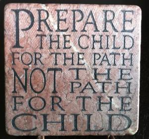 Prepare the Child